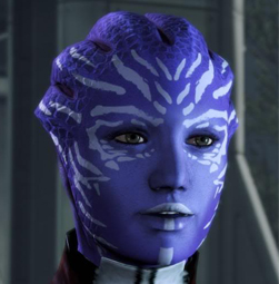 Asari Mass Effect Legends
