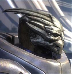 Turian Mass Effect Legends